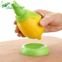 1 Set Kitchen Gadgets Lemon Juicer Extractor Juice Sprayer for Fruit Vegetable Tool Kitchen Accessories