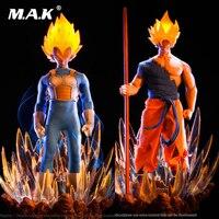 1/6 масштаб Косплей серии 1:6 модель. Воина Saiyan Son Goku/Вегета голову комплект одежды без тела для phicen/tbleague m33 m35 тела