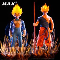 1/6 Scale Cosplay series 1:6 model. Saiyan warrior Son Goku /Vegeta head clothing set no body for phicen/tbleague m33 m35 body