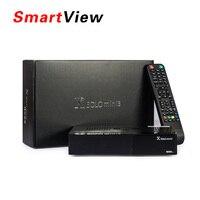 1 pz X SOLO MINI 3 1200 MHz Dual DMIPS HD 1080 P Satellite ricevitore 4 Gb Flash Seriale 1 GB DDR3 con DVB-S2 + DVB-T2/C X solo mini 3