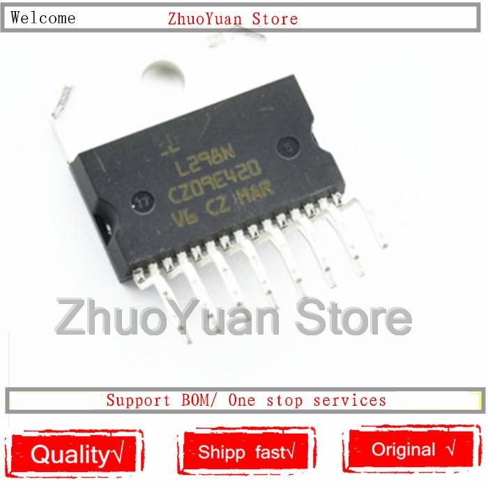 1PCS/lot New L298N L298 ZIP-15 IC Chip