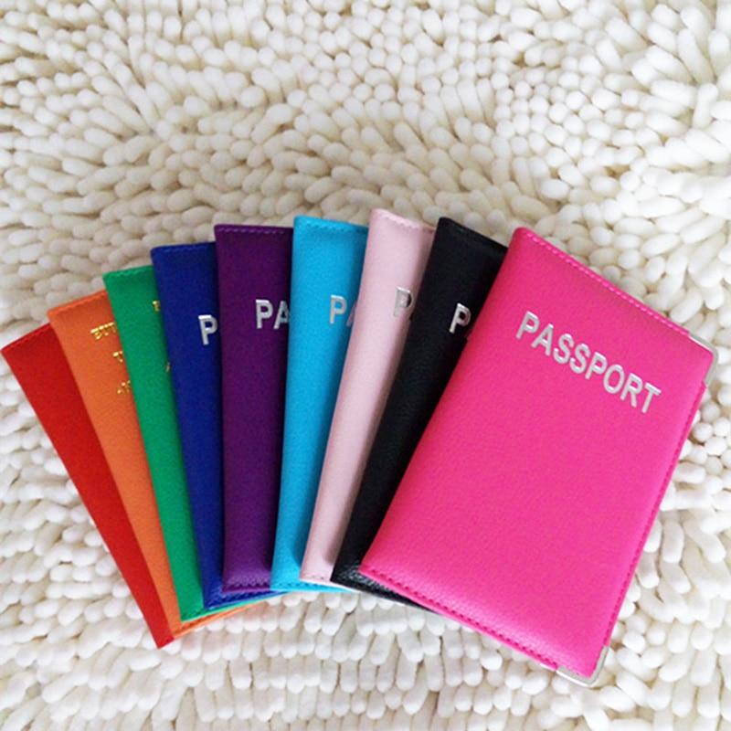 American Passport Cover Pink Cute font b Card b font Pasport font b Holder b font