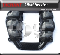 Carbon Fiber Mines Style Engine Cover Fit For 2008 2013 Nissan R35 GTR VR38DETT