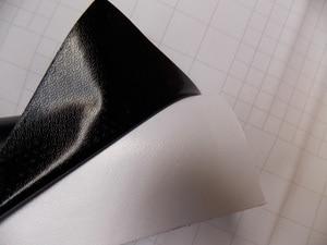 Image 2 - 프리미엄 블랙 매트 비닐 자동차 포장 자동 새틴 매트 블랙 호 일 자동차 랩 필름 자동차 스티커 다른 크기/롤