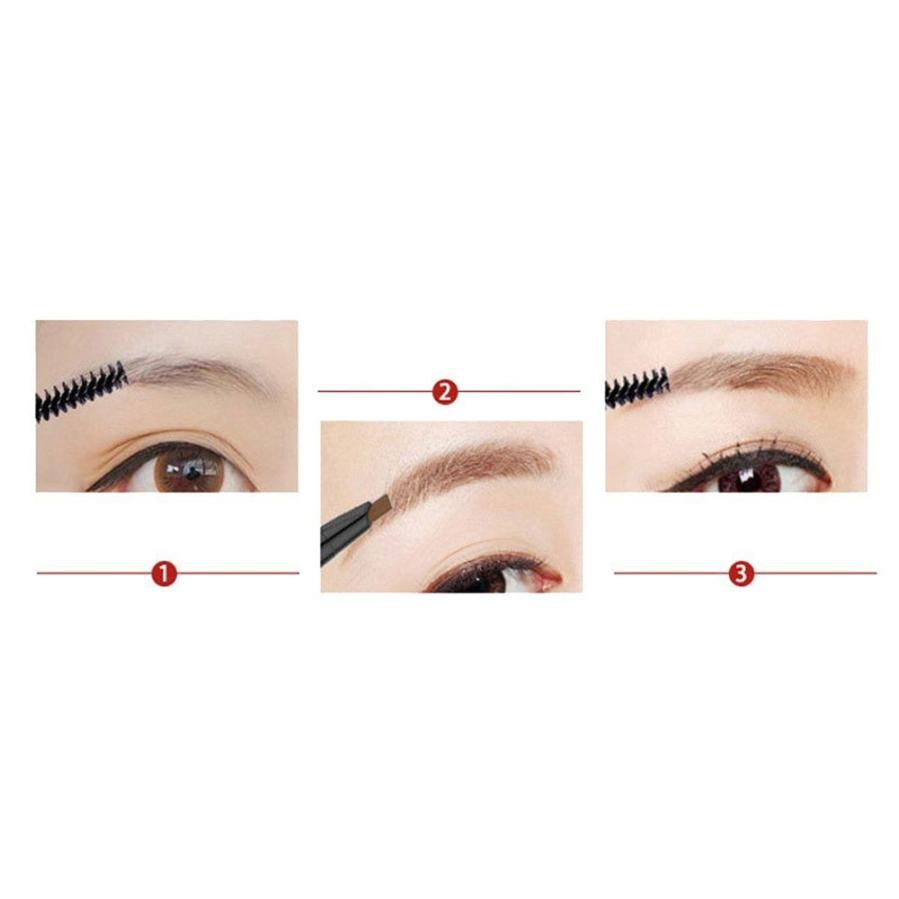 f4bd24346fb Aliexpress.com : Buy Hot Best Deal Waterproof Eye Brow Eyebrow Pencils  Brush Makeup Cosmetic Tool Aug 20 from Reliable eyebrow pencil suppliers on  Women ...