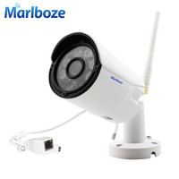 Waterproof 720P HD Outdoor CCTV WIFI Camera Onvif IR Night Vision IP Camera Androis IOS APP