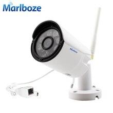 Étanche 720 P HD Extérieure CCTV WIFI Caméra Onvif IR Nuit Vision Caméra IP Androis IOS APP Sécurité Caméra de Surveillance système