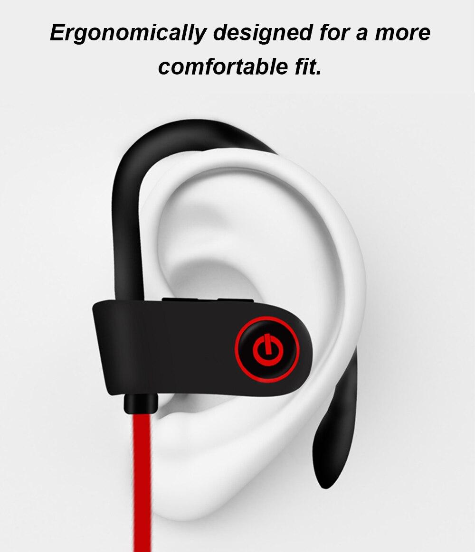 U8 wireless earphone (3)