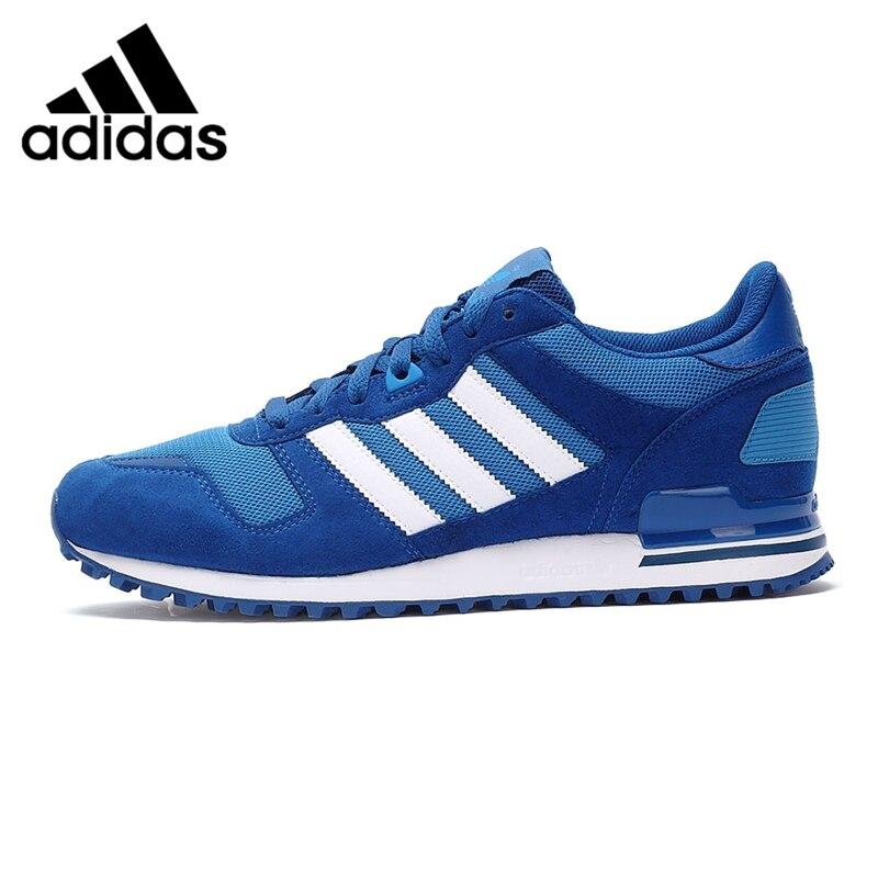 Original New Arrival  Adidas Originals ZX 700 Men's Skateboarding Shoes Sneakers