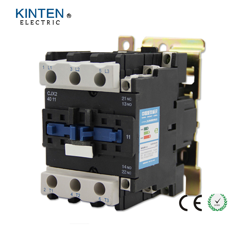 220V Coil Volt Air Condition 3 Phrase 1NO 1NC AC Contactor CJX2-4011 new lp2k series contactor lp2k06015 lp2k06015md lp2 k06015md 220v dc