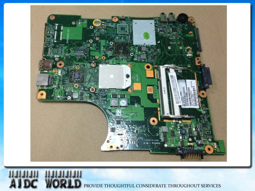 MOTHERBOARD FOR TOSHIBA Satellite L300D L305D V000148410 6050A2323101 100% TESTED GOOD With 90-Day Warranty motherboard for toshiba satellite a210 a215 v000108790 6050a2127101 100% tested good 90 day warranty