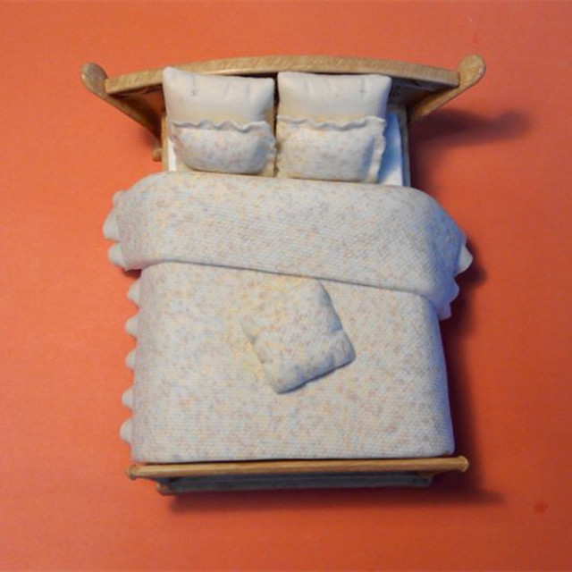 2016 Новый 1:20 1:25 1:30 1:50 модель песок стол крытый мебель смолы украшения модель модель Керамическая модель DOI DIY игрушки кровать