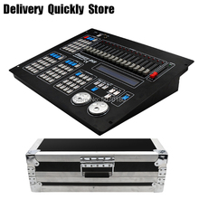 Show Time Stage light DMX 512 Master console New Sunny Controller with flycase good use for led par beam moving head