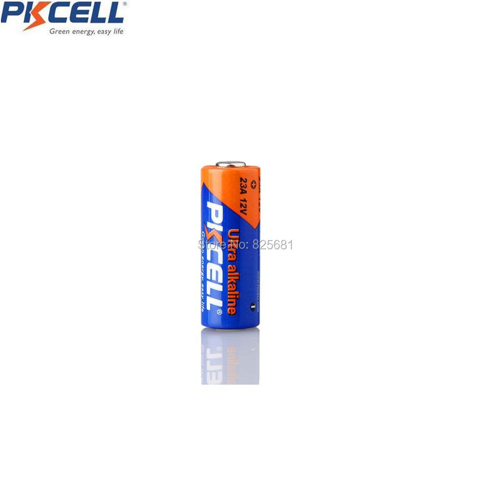 24pcs in Bulk Super Alkaline 23A A23 12V Dry Battery for Doorbell Walkman Mp3 etc 105h Capacity