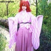 Anime Fate/Grand Order cosplay Full Set Fujimaru Tachika Halloween party Japanese Kimono /wig Cosplay Costume