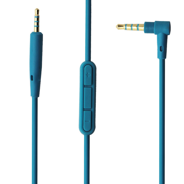 2b24ae0bac9 Replacement Audio Cables For Bose Quiet Comfort 25 QC25 QC 25 Headphones  Cable Cord With Controltalk for iphone Samsung Android