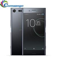 המקורי סמארטפון Sony Xperia XZ פרימיום G8142 זיכרון RAM 4 GB ROM 64 GB Sim הכפול GSM 4 גרם LTE אנדרואיד אוקטה Core 5.5
