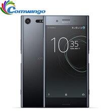Получить скидку Оригинальный разблокирована Sony Xperia XZ Премиум g8142 Оперативная память 4 ГБ Встроенная память 64 ГБ dual sim gsm 4 г LTE Android octa Core 5.5 «19mp WI-FI GPS 3230 мАч