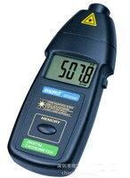 ดิจิตอลเลเซอร์ภาพT Achometerไม่ติดต่อRPMทดสอบมิเตอร์วัดดิจิตอลS Peedometerความ