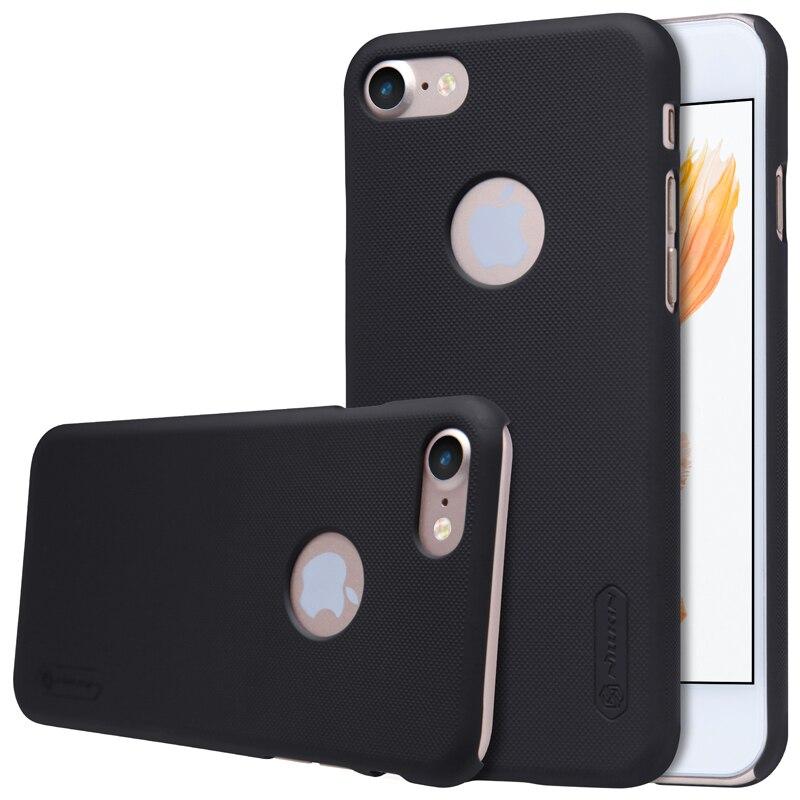 Für iPhone 7 Plus Fall NILLKIN Super Matt Schild Harte Rückseitige Abdeckung Für iPhone7 4,7