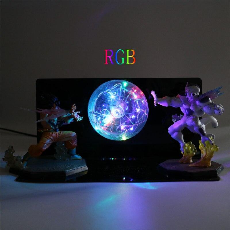 Dragon Ball Z Super Goku Children DIY LED Night Light ...