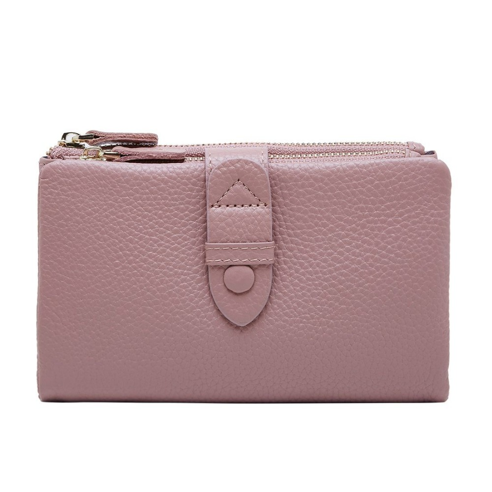 ФОТО Boyatu Genuine Luxury Noble Bag Leather High Quality Wallet Young Fashion Girls Travel Durable Practical Multifunctional