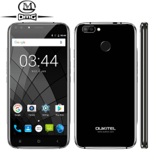Original Oukitel U22 3G Smartphone Android 7.0 MTK6580A Quad Core 5.5″ 2GB RAM 16GB 8.0MP Four Cameras Fingerprint Mobile phone