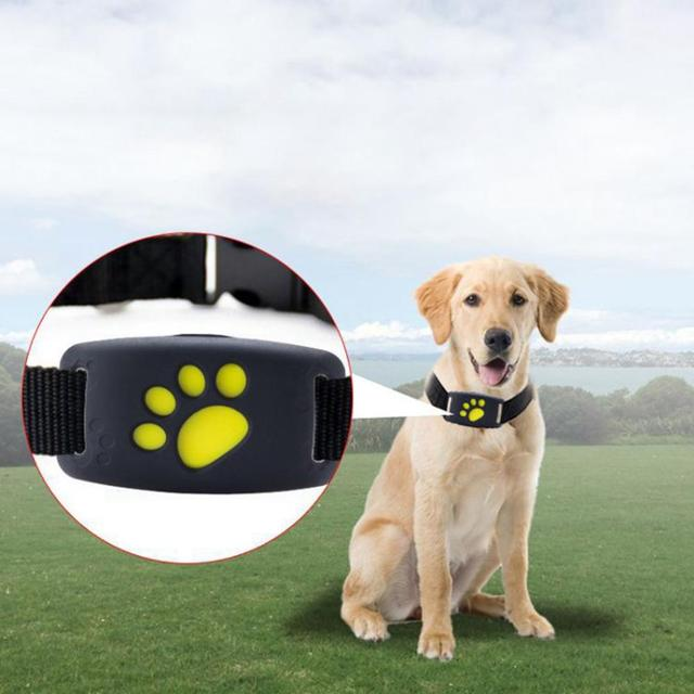 Pet GPS Collar Locator Smart Anti-fall Wireless Dog Activity Monitor Finder, Small tracking devices