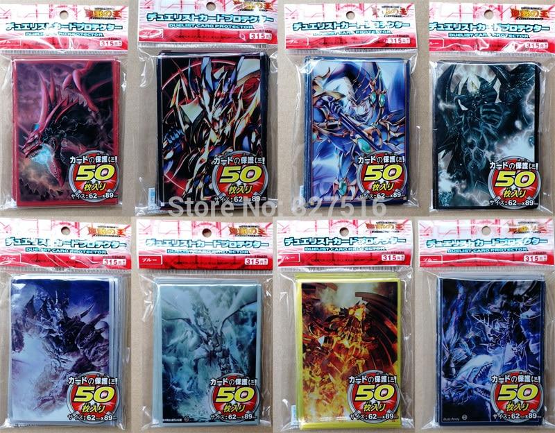 10 տուփ / լոտ (500 հատ) Անիմե Yu-Gi-Oh! Dark Magician - Խաղային արձանիկներ - Լուսանկար 1