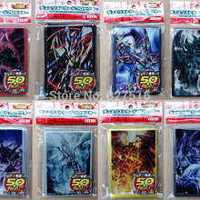 Card-Sleeves Yugioh Dark-Magician Games Anime Board 10-Packs/Lot Barrier-Protector Toy Gift