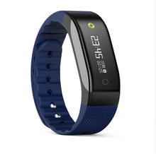 COMLYO SMA band Sensible Wristband smaband Coronary heart Fee Monitor Exercise Monitoring Respiration Gentle SmartBand for iOS Android Cellphone