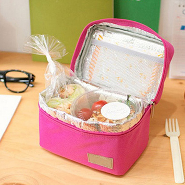 BSWolf Outdoor Polyester Coolers Lunch Box Insulated Picnic Bags Tote Camping Bag Hiking Lunch Bag Picnic Basket Equipment