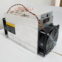 DASH MINER ANTMINER D3 19GH S 1200W On Wall Dash Mining Machine With Power Supply BITMAIN