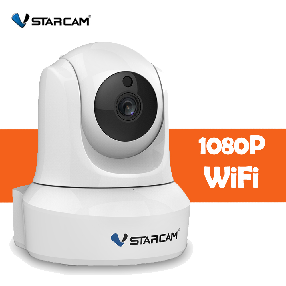 VStarcam White C29S 1080P HD Wireless IP Camera CCTV WiFi Home Surveillance Security Camera System Indoor