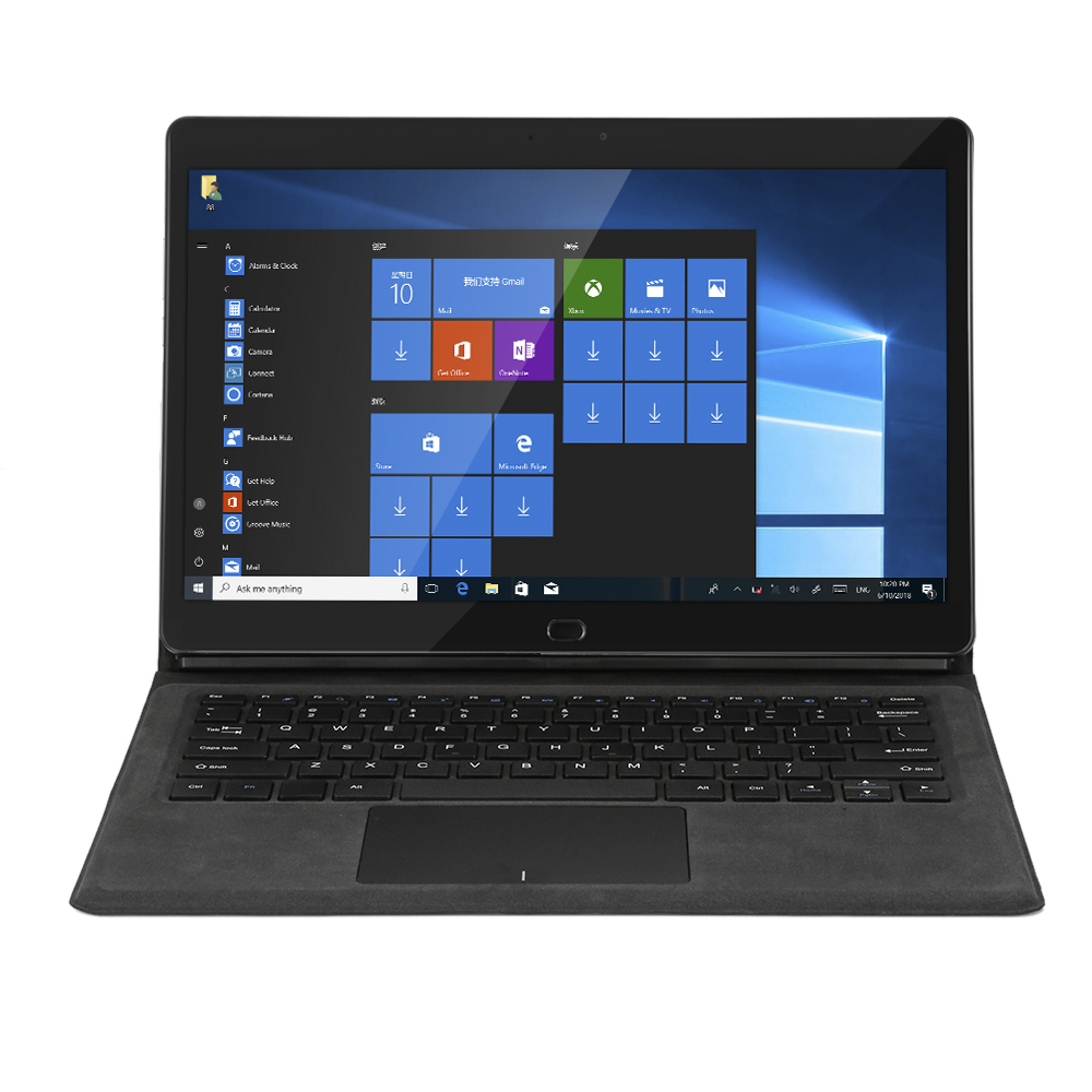 Chuwi CoreBook 2 in 1 Tablet PC with Keyboard 13.3 inch Windows 10 Home Version 8GB RAM 128GB SSD ROM Dual Double Cameras Type-CChuwi CoreBook 2 in 1 Tablet PC with Keyboard 13.3 inch Windows 10 Home Version 8GB RAM 128GB SSD ROM Dual Double Cameras Type-C