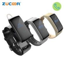 Original ZB66 Smart Talk Band Watch Bracelet Talkband Sport Pedometer Fitness Tracker Bluetooth Smartband For iOS Android Huawei