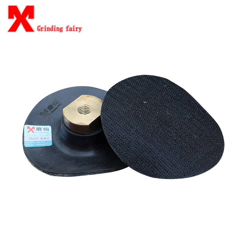 MX Polished Paper Angle Grinder Sandpaper Self-Adhesive Disk Bending Dali Stone Polishing Water Grinder For Soft Rubber