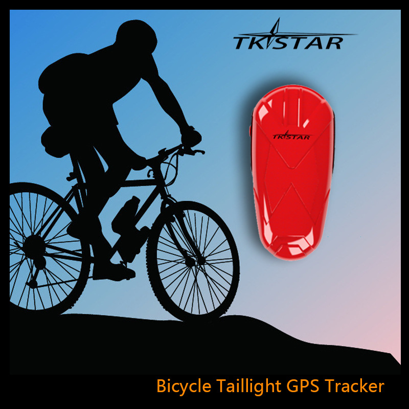 Waterproof Motorcycle GPS Tracker For Bike SOS Alarm GPS Motorcycle Tracking Device With Real Time Tracking Function mini portable gps locator real time tracker sos communicator with lanyard for car person