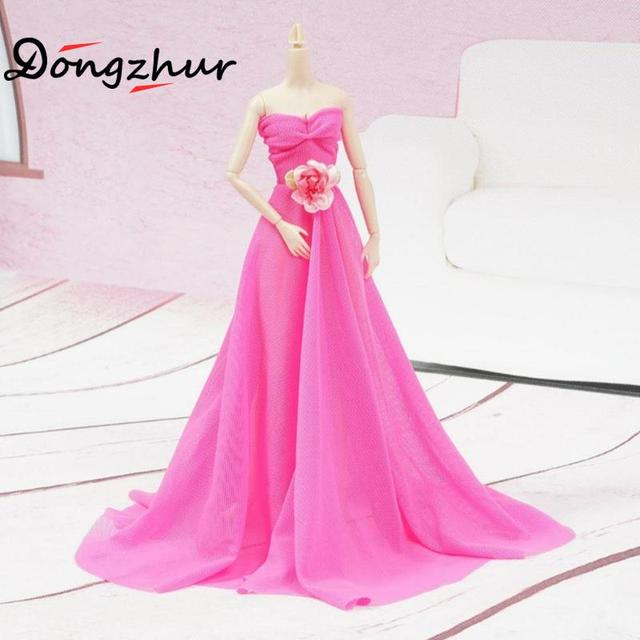 Dongzhur 18 inch American Girl Doll Pron Evening Dress Clothes ...