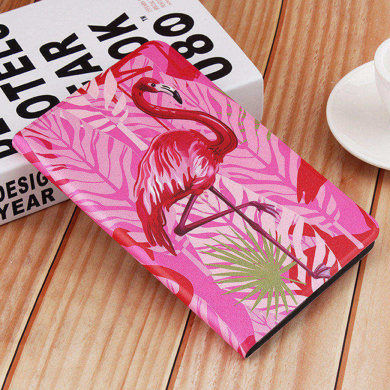 Luxury PU Leather Flip Tablet Smart Cover Case For Xiaomi Mi Pad Mipad 4 Mipad4 Coque For Xiaomi Mi Pad4 Painted Skin Shell Capa