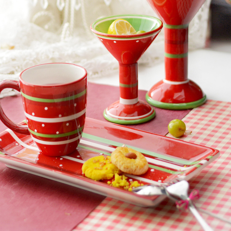 popular christmas dishes porcelain buy cheap christmas dishes - Christmas Dishes Cheap