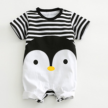 2018 Baby Rompers Summer Lovely Baby Boy Girl Clothing Newbo