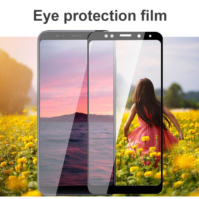Image 4 - RONICAN Glass For Xiaomi Redmi 5 Plus Screen Protector Ultra Thin For Xiaomi Redmi Note 5 Pro Protective Glass For Redmi 5 Plus-in Phone Screen Protectors from Cellphones & Telecommunications