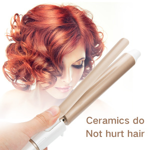 Image 5 - Ceramic Electric Hair Waves Curling Iron Digital AOFEILEI Professional Perfect Hair Curler Roller  Wand Styler Styling Tools