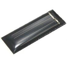 High quality 1V 35mA Polycrystalline Mini solar Panel small solar cell PV module for Solar DIY Kits 40x15mm