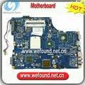 100% trabalho laptop motherboard para toshiba l500 la-5331p series mainboard, placa de sistema