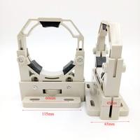 Ücretsiz Kargo Lazer Tüp Braketi Desteği/Lazer Tüp için Lazer Oyma Kesme Makinesi