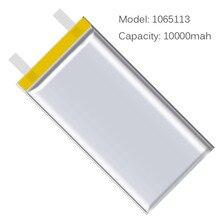 UNITEK В 3,7 в литий полимерный lipo батарея 1065113 перезаряжаемые литий ионный аккумулятор для электронной книги gps оборудование psp DVD power bank Планше