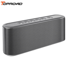 TOPROAD Portable Wireless Bluetooth Speaker Stereo Sound with Microphone TF AUX USB Speakers Mobile Power Bank Charger altavoces-in Portable Speakers from Consumer Electronics on Aliexpress.com | Alibaba Group