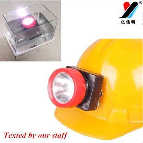 Shipping Free Via DHL 10pcs/lot Red Color Water-Proof 5W Camping Light/Hiking Head Touch/Fishing Lamp and 10Piece Head #LD-4625
